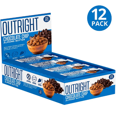 MTS Nutrition Outright Protein Bars 60g x12