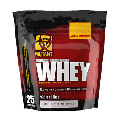 Mutant Whey 2lb - Supplements.co.nz