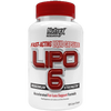 Nutrex Lipo-6 120 Caps - Supplements.co.nz