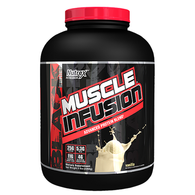 Nutrex Muscle Infusion 5lb - Supplements.co.nz