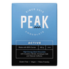 Peak Chocolate Active Pack of 3