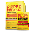 PharmaFreak Ripped Freak Hybrid Fat Burner 60 Caps + FREE Ripped Freak Diuretic