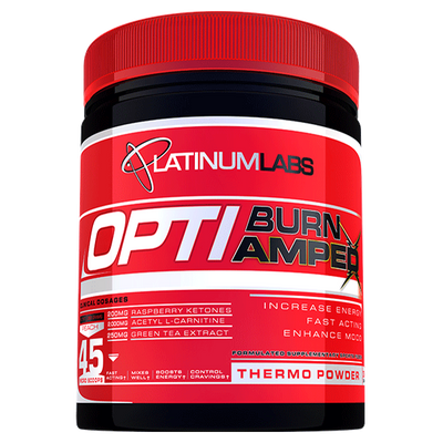Platinum Labs OptiBurn Amped 45 Serves-Physical Product-Platinum Labs-Supplements.co.nz