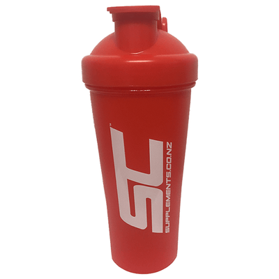 COLOURS Edition Supplements.co.nz Shaker - BPA & DEHP Free