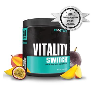 Switch Nutrition Vitality Switch 30 Serves