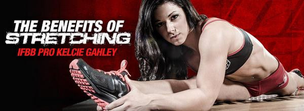 Pro Supps Sponsored Athlete - Kelcie Gahley