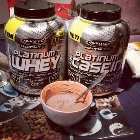 Muscletech Platinum Mousse