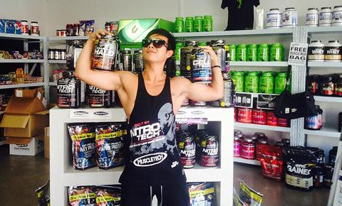 Featured Supplements.co.nz Staff of the Week: Jak