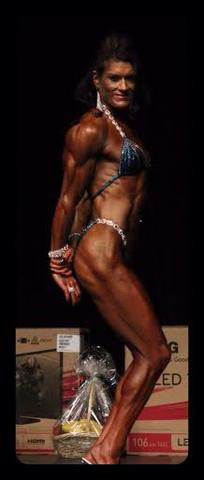 Balance Sponsored Athlete: Sue Bettridge