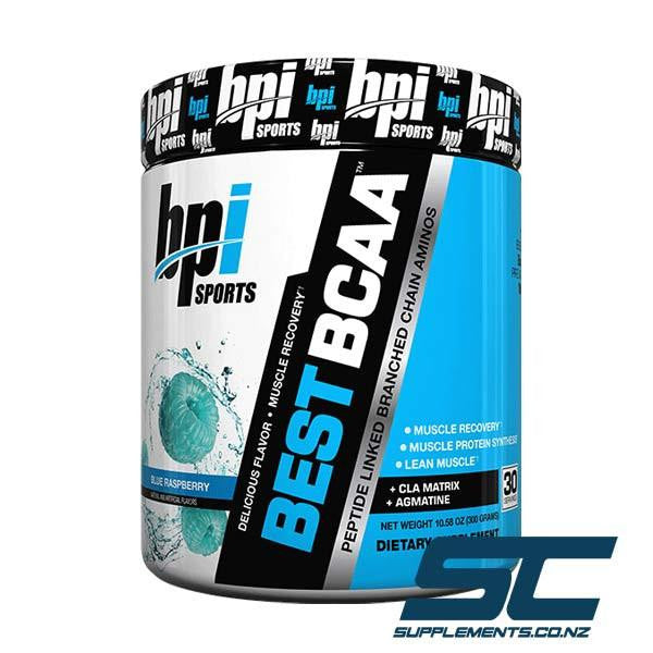 Supplement Overview: BPI Sports Best BCAA