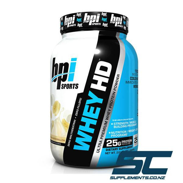Supplement Spotlight: BPI Sports Whey HD