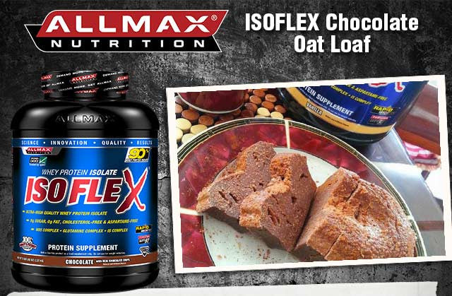 IsoFlex Oat Chocolate Loaf
