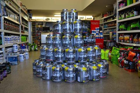 Want to Win a year's supply of Muscletech Platinum Whey?