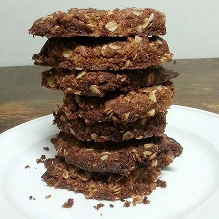 Oat & Maple Protein Cookies