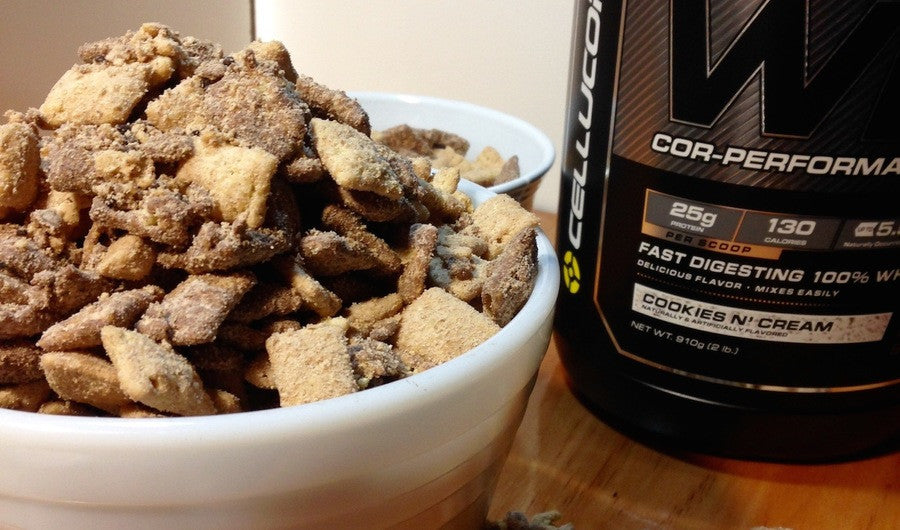 Protein-Infused Puppy Chow