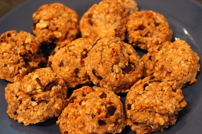 Recipe Contest Winner: Amy's Protein Oatmeal Cookies