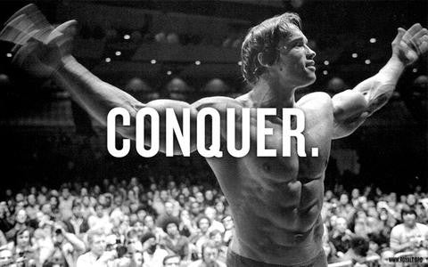 Arnold's 6 Rules to Success