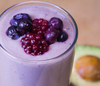 Berry-Banana Protein Smoothie