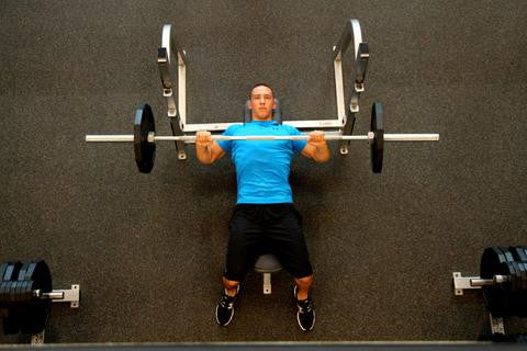 How To Beat Your Bench Press Sticking Point
