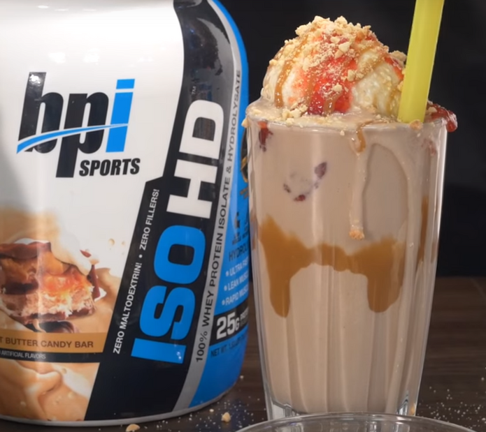 Peanut Butter & Jelly Shake Featuring ISO HD