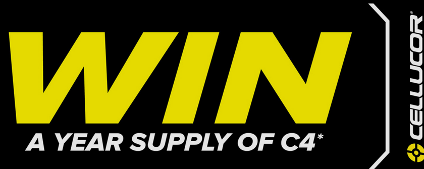 Win a Year's Supply of Cellucor Supplements!