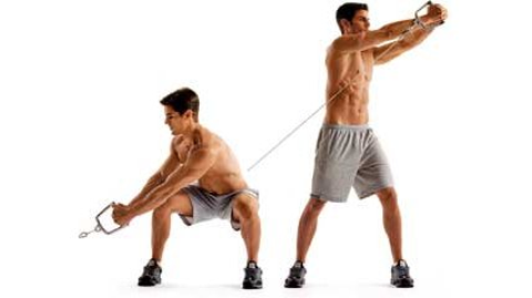 Kick-ass Circuit Training with Cables
