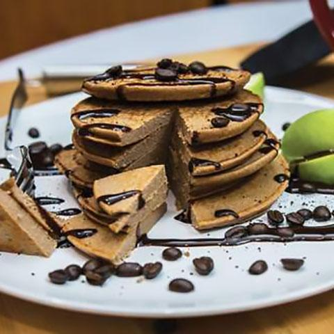 Cellucor Chocolate Protein Pancakes