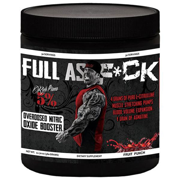 Rich Piana Full As F*ck Powder