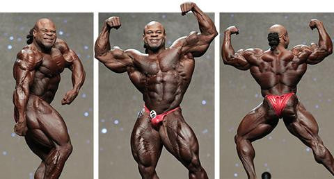 "Kai Greene ""I'll never be a weightlifter."""