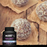 Balance Coconut Protein Bliss Balls