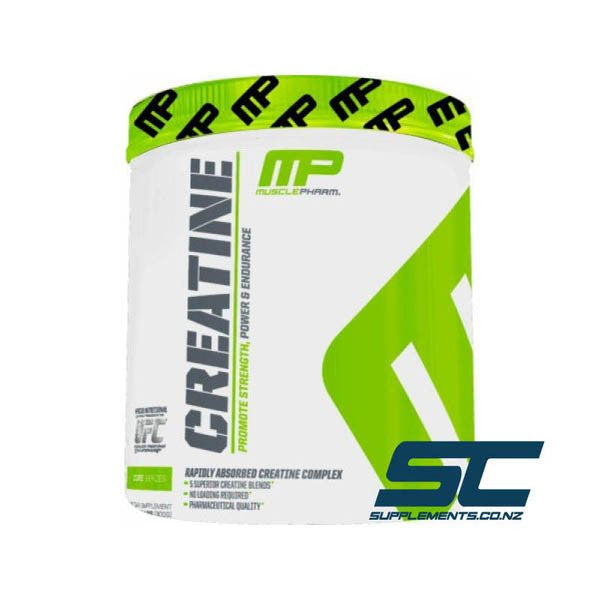 Supplement Spotlight: MusclePharm Creatine