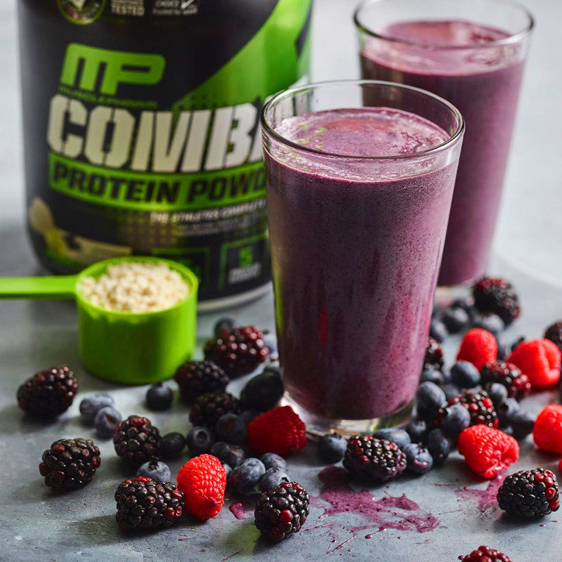 Combat Berry Superfood Smoothie