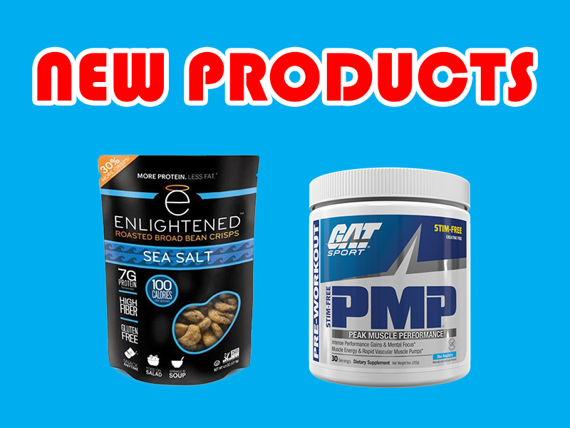 New Supplements: GAT, Enlightened, & Clinicians