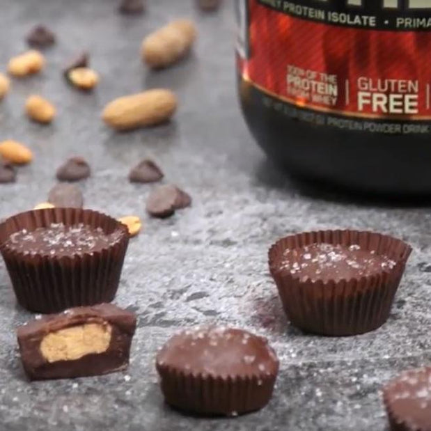 Gold Standard Protein Peanut Butter Cups