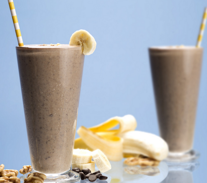 Nuts About Banana Shake, Featuring Quest Nutrition