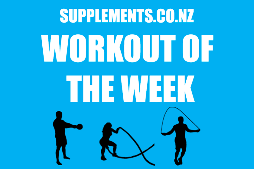Workout of the Week #4