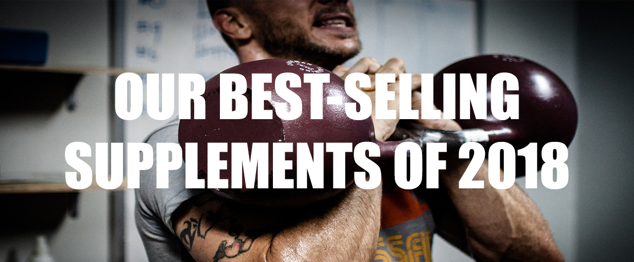 Supplements.co.nz best-selling supplements of 2018