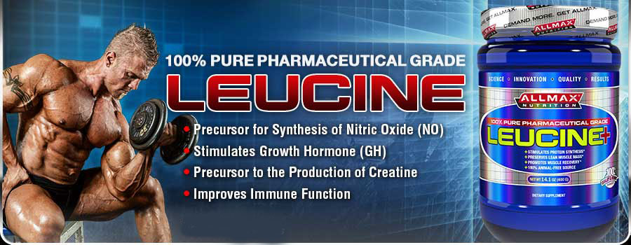Image result for allmax leucine