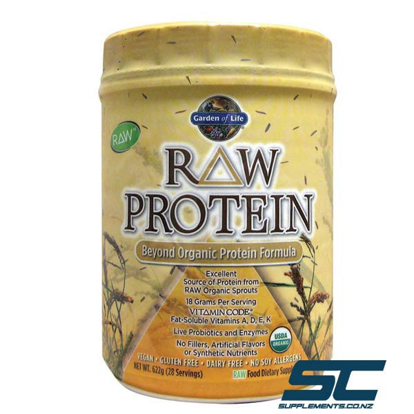 Raw Protein Meal Replacement