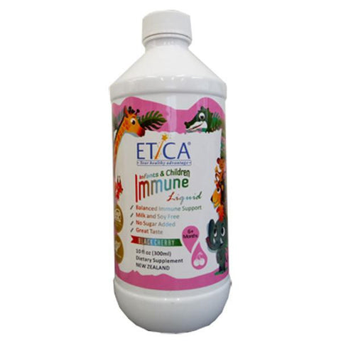 Etica Kids Immune Liquid