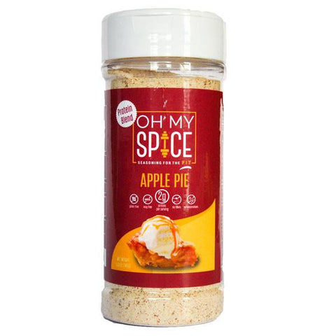 Oh My Spice Protein Blend Apple Pie