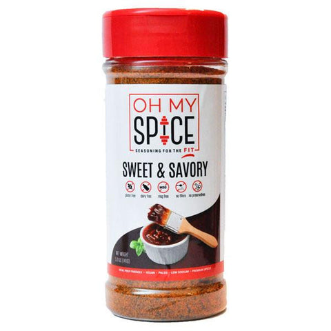 Oh My Spice Seasoning - Sweet and Savory