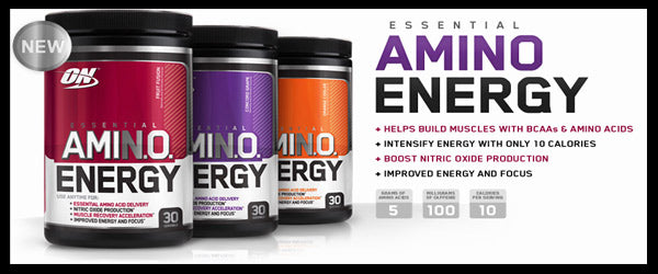 Optimum Nutrition amino supplement