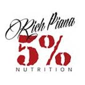 Rich Piana 5 Percent Nutrition