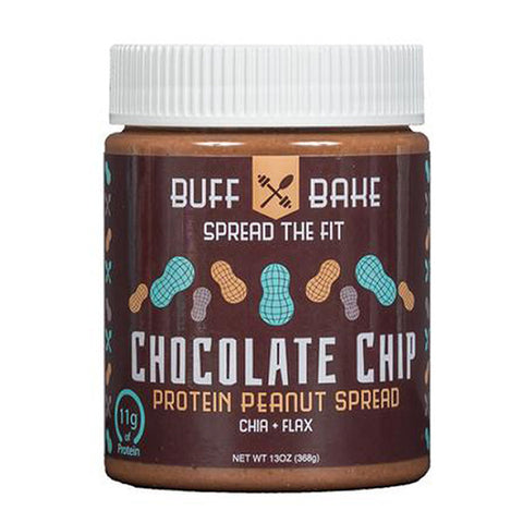 Buff Bake Chocolate Chip Protein Peanut Butter