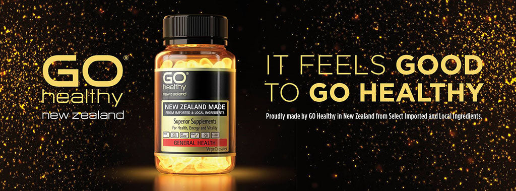 Antioxidant supplements from Go Healthy NZ and many other big brands