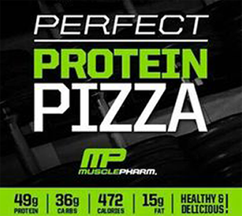 MusclePharm Protein Pizza Recipe