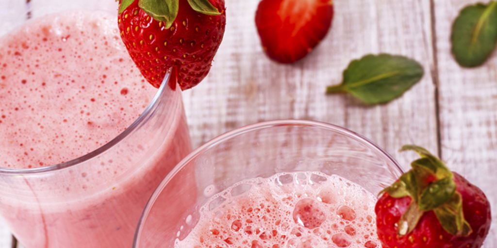 Muscletech Strawberry Ice Cream Shake