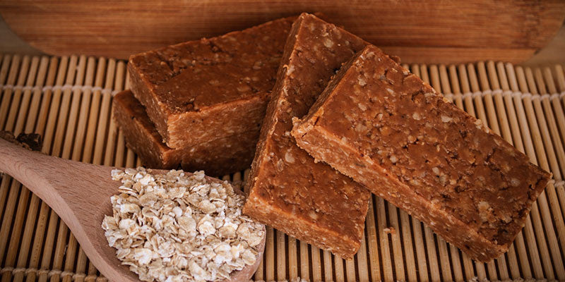 Syntha-6 no bake protein bar recipe