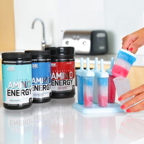 Optimum Nutrition Recipe - Amino Energy Ice Pops
